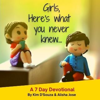 Youversion Devotional on Girls heres what you Never Knew