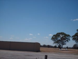 clouds over Tocumwal 002