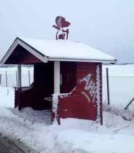 Winteronderhoud Zweden