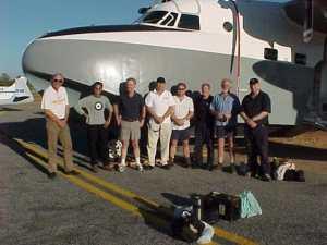 Albatross_pilots and crew