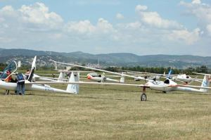 EGC Vinon gliders