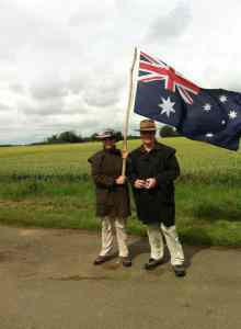 WWGC Australian team