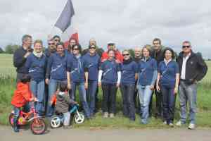 WWGC Jutta and French team