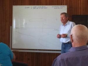 Ingo teaching in WW.
