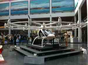 Z volocopter