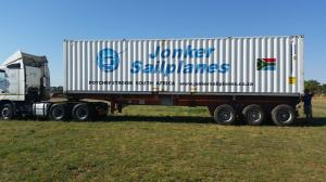 ZZZZ POTCH container