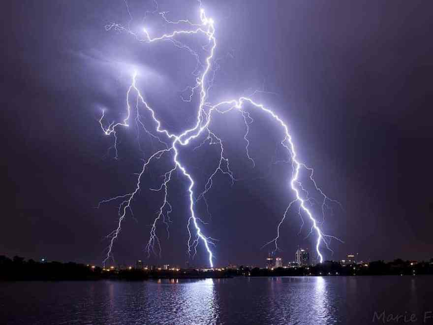 ZZZZZZ thunderstorm