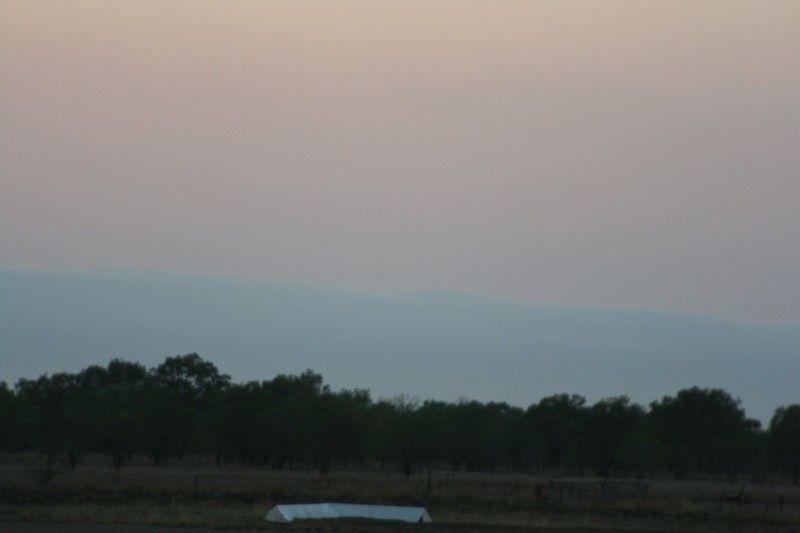 photo 1- Morning Glory - looking east (of course!) - photographer Jo Pocklington