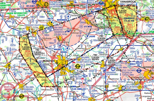 Airspace is getting more complex every year.