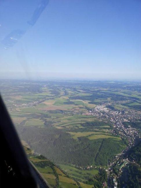 arrival in Vrchlabi