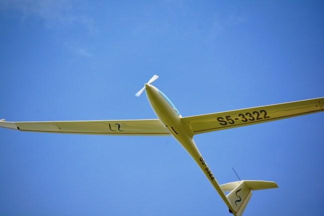 Luka's Ventus-2cxa in flight