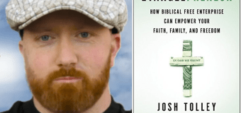 SER 75 – Josh Tolley – Let Freedom Ring Through Faith, Family, and America