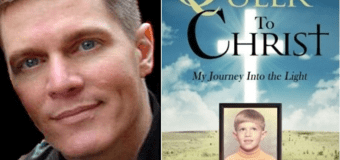 SER 106 – George Carneal – From Queer to Christ: My Journey Into the Light