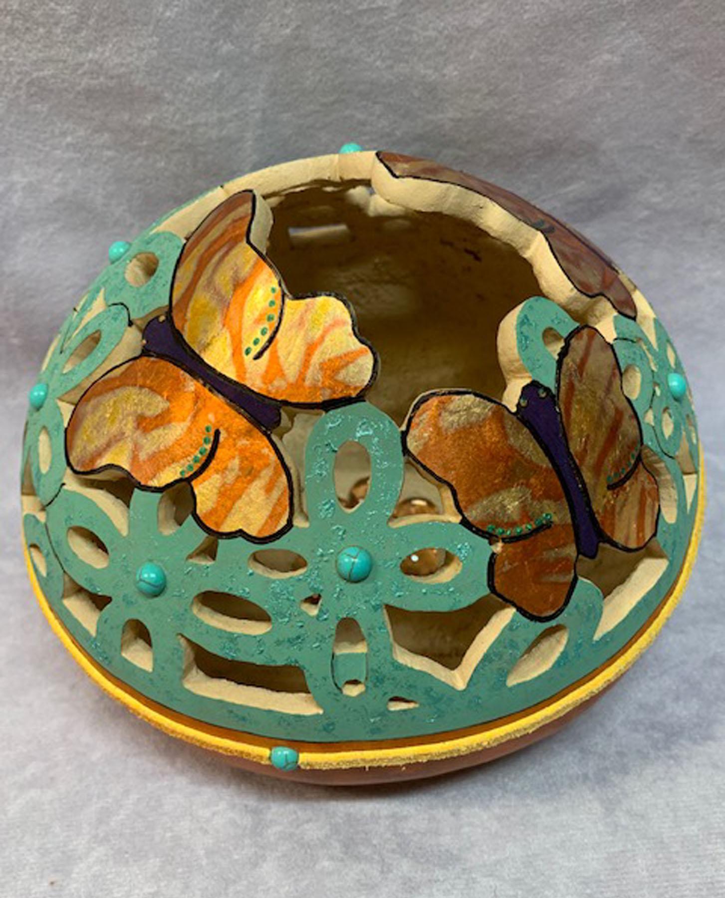 Butterfly Tagine Treasure
