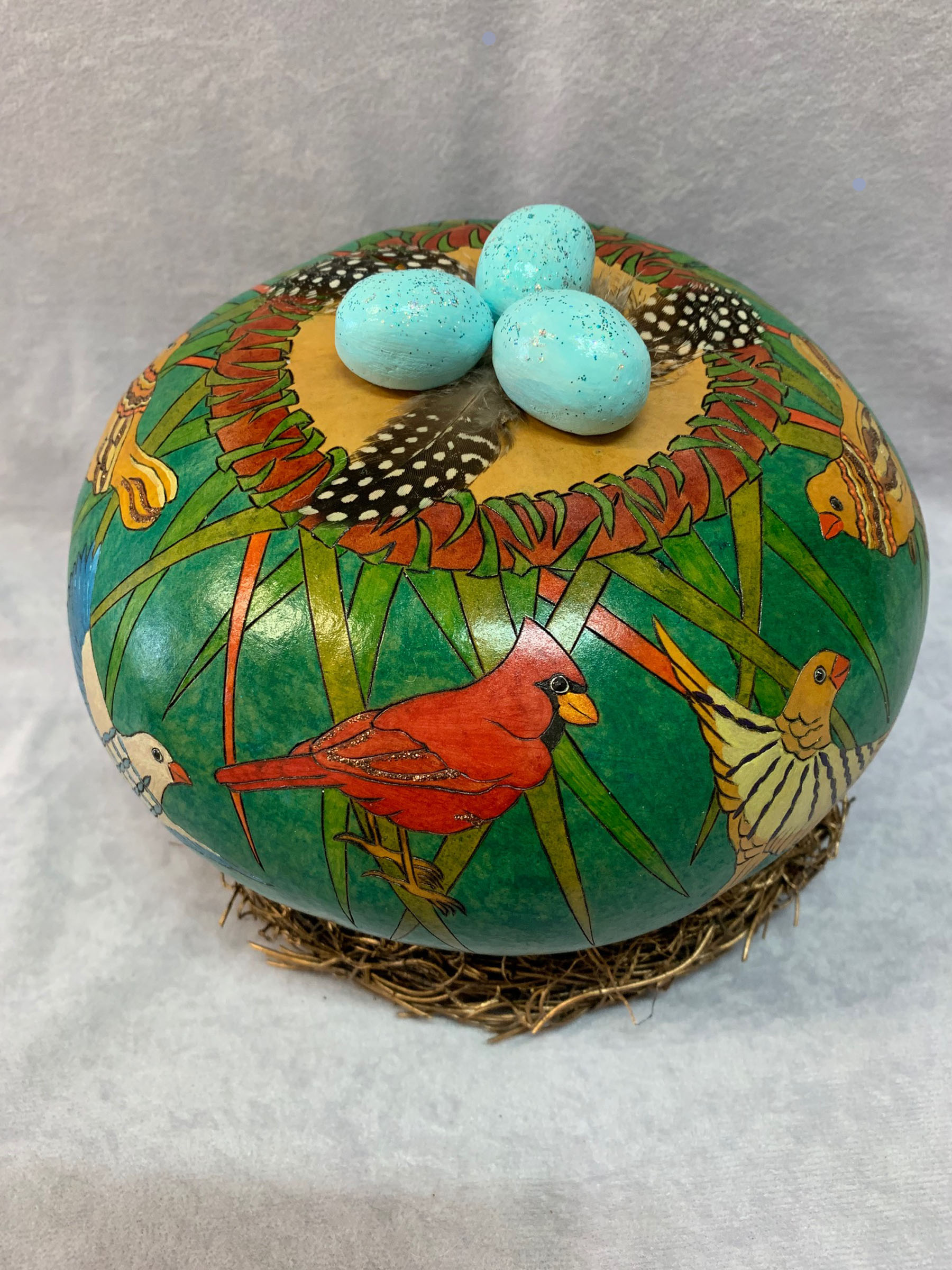 Birds Nest II