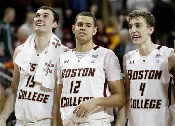 Boston College Basketball: Eagles Trap Terps for 69-58 Win ...