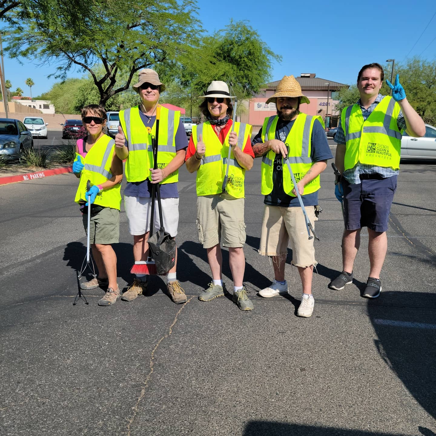 southern arizona norml highway cleaning promotion