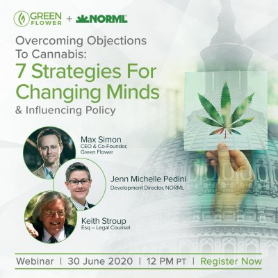 promote green flower norml partnership on advocacy training
