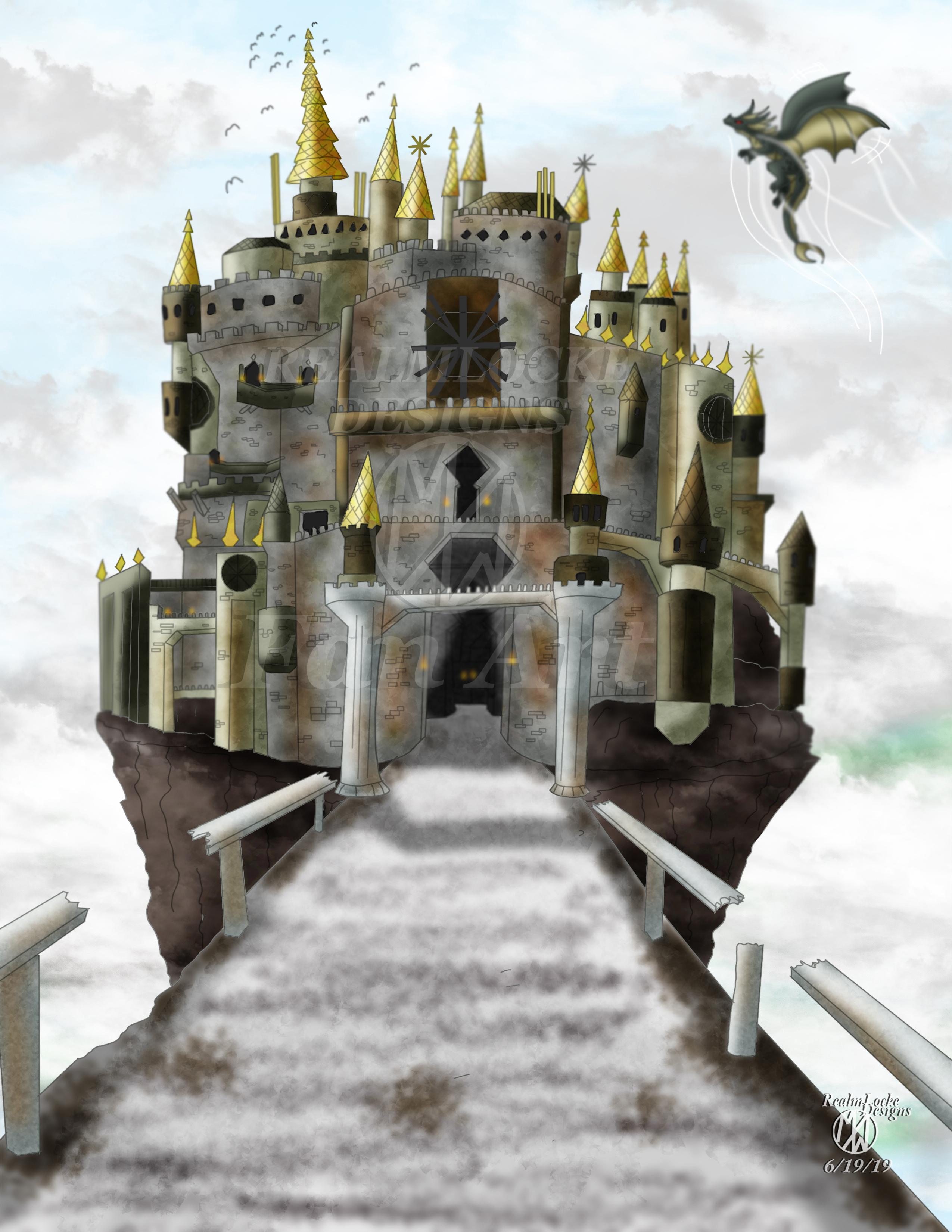 Com: City of Ishgard