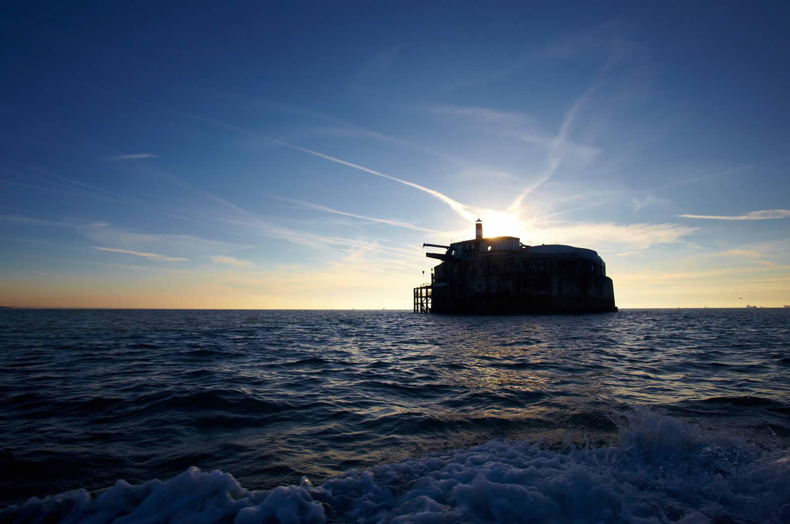 Spitbank Fort A Luxury Boutique Hotel In A Former Sea