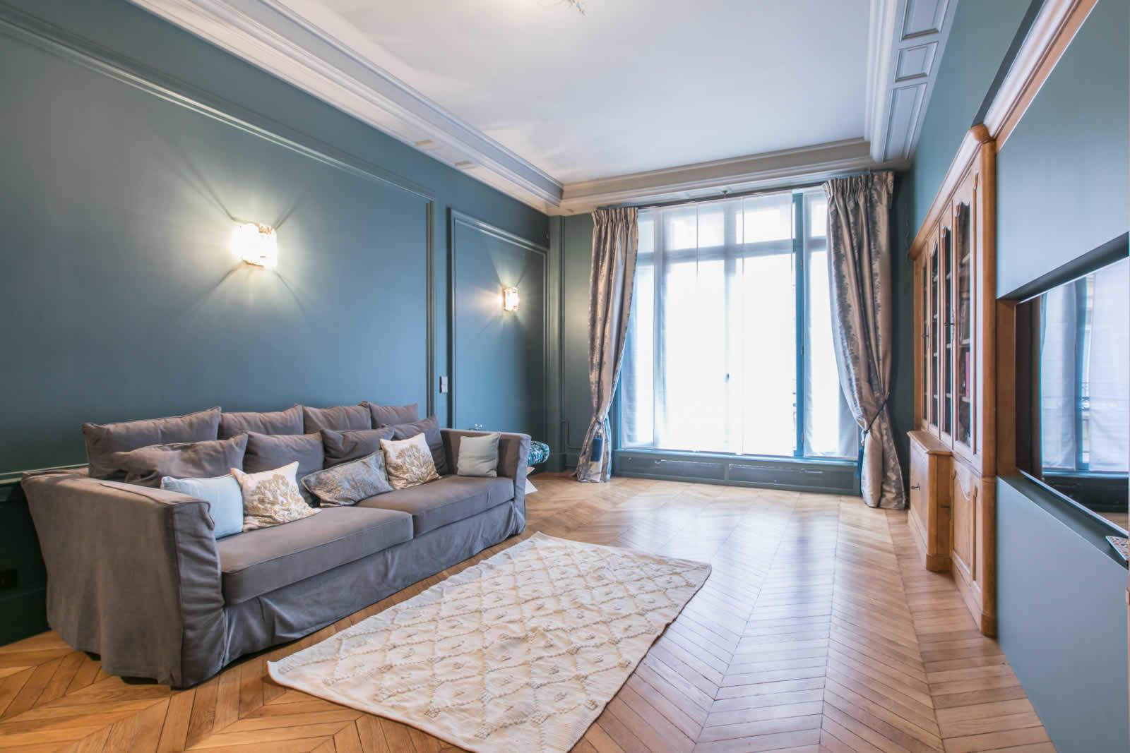 Appartement De Luxe Entirement Rnov Vendre Avenue