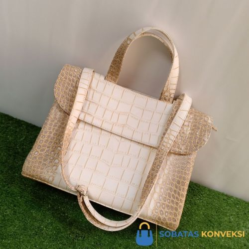 Sample Tas Totebag Croco