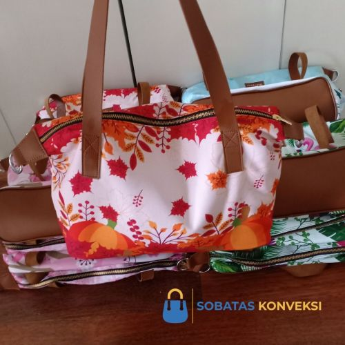 Totebag Full Kanvas Printing