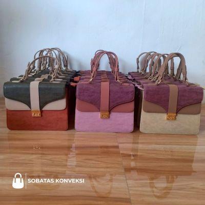 Handbag Kulit Wanita Premium