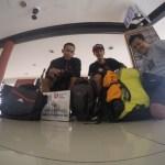 di Bandara Bandung
