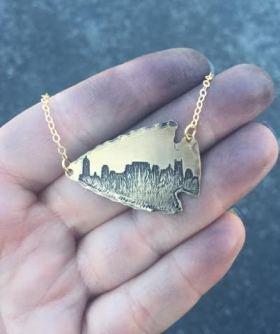 City Skyline Arrowhead