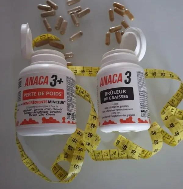 Anaca3, perte de poids et brûleur de graisses