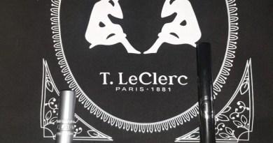 Les maquillages best-sellers de T. LeClerc