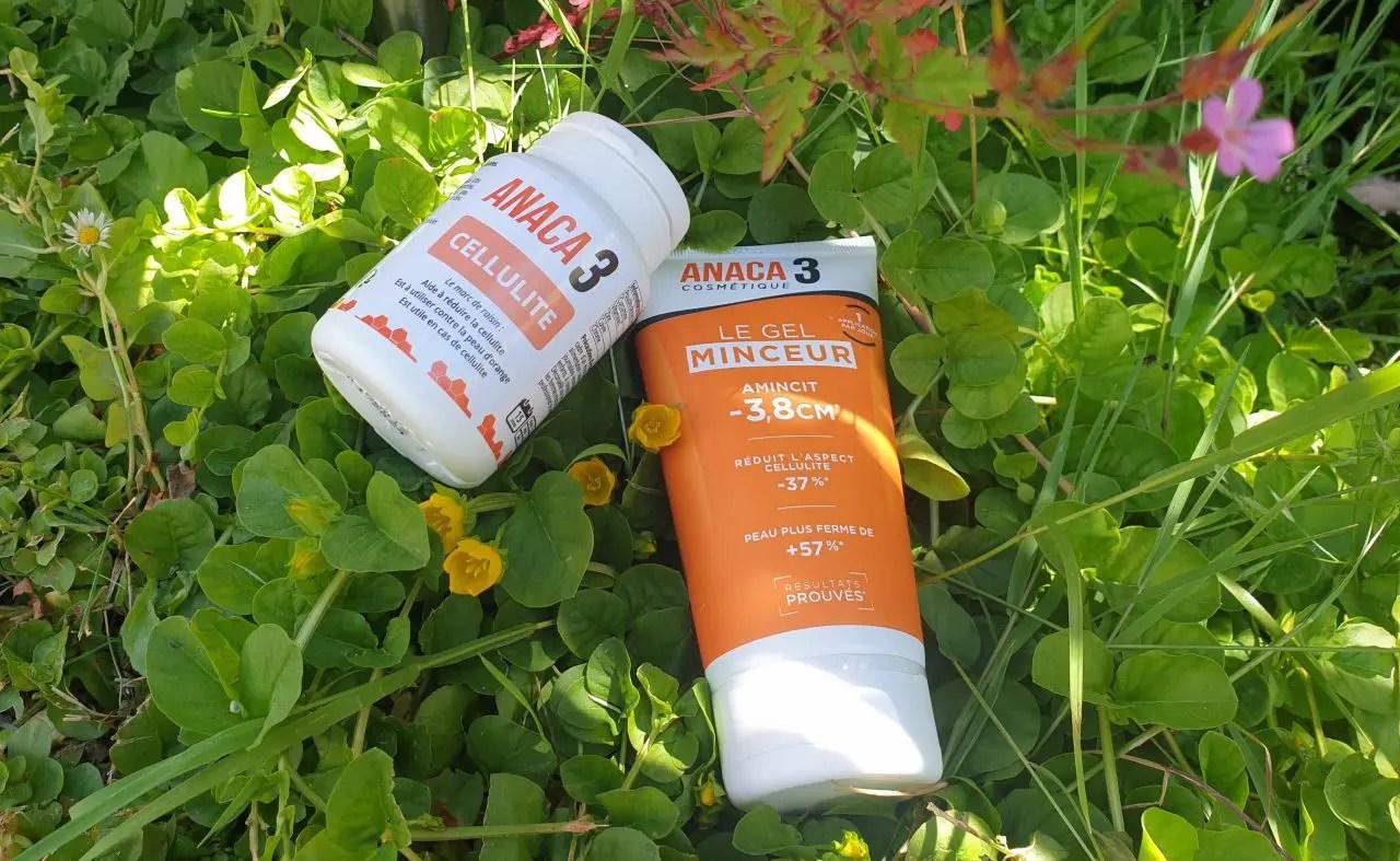 Anaca3 Cellulite et Anaca3 Gel Minceur, le combo parfait pour dire adieu aux capitons