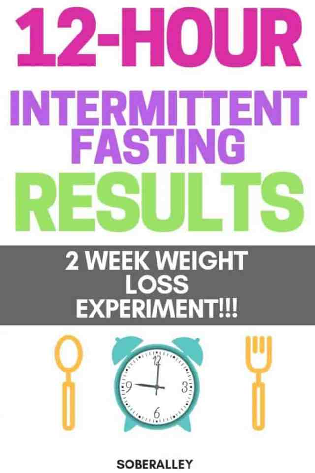 Intermittent fasting 16/8 is obviously a great way to lose weight fast. But did you know you can lose weight intermittent fasting 12 hours too? Here are my intermittent fasting before and after results for 2 weeks of intermittent fasting 12/12! You won't believe it!