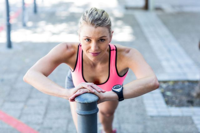 lazy girl fitness hacks fitness tracker