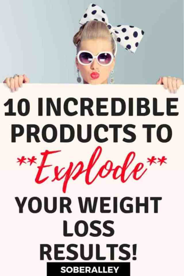Lose weight fast with these 10 weight loss products! I lost 30 pounds using these and look and feel GREAT!