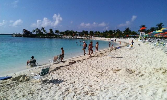 Sand, Sun, Ocean and Alcohol