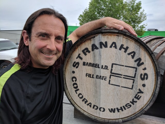 Me and a Barrel of Whiskey