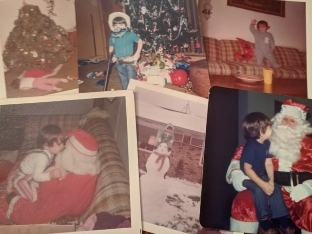 Christmas of My Childhood