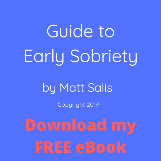 Guide to Early Sobriety