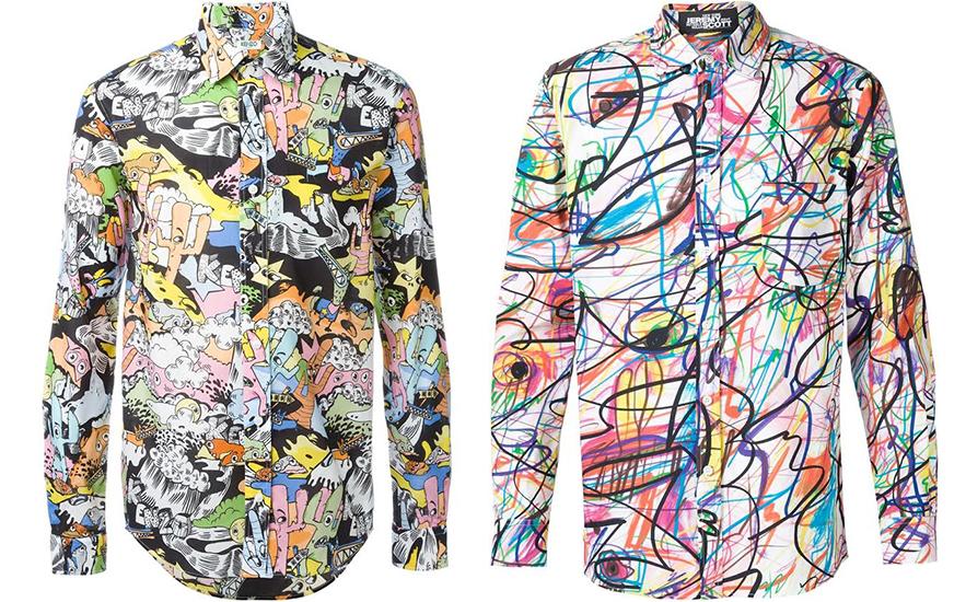 Рубашки с длинным рукавом 2