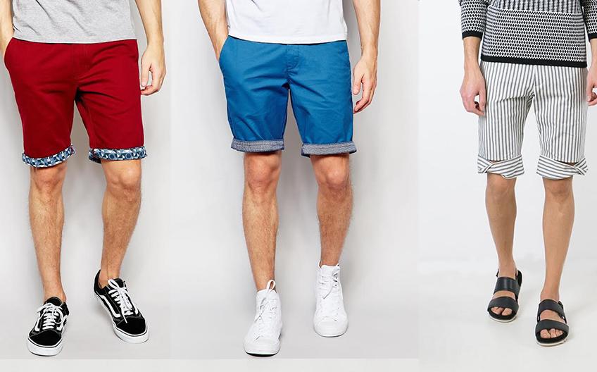 шорты интересные casual