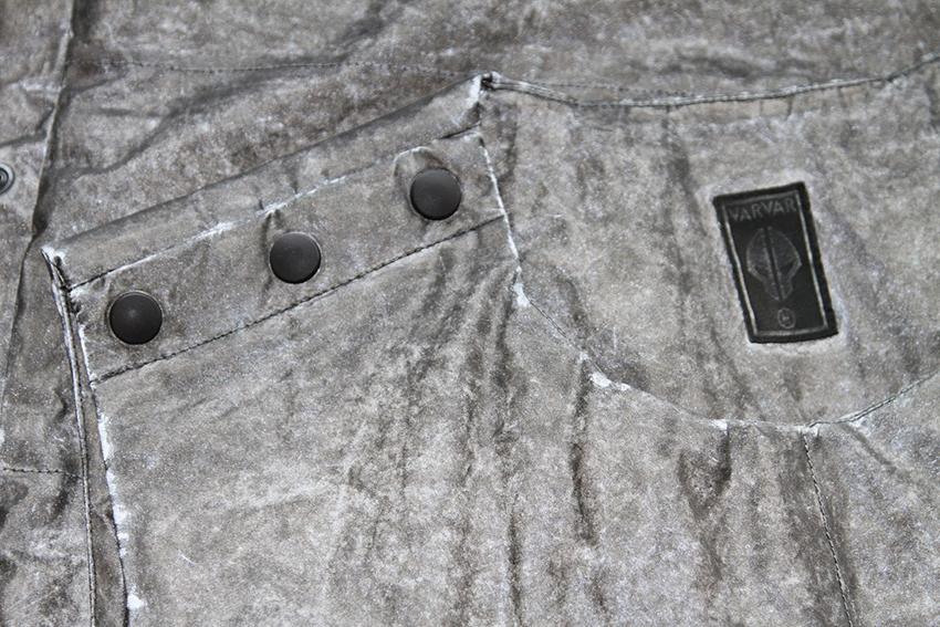 Обзор мужской жилетки «Chameleon» от российского бренда «VARVAR»