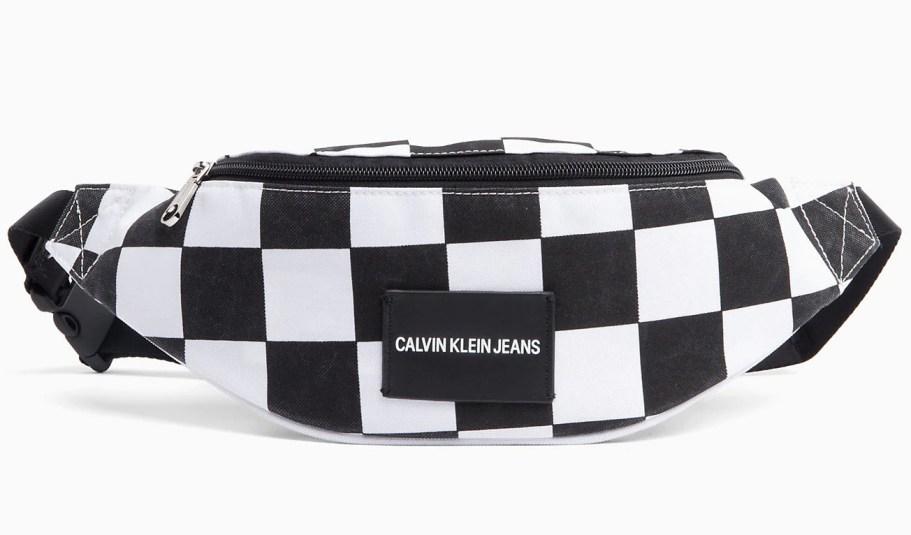 calvin klein поясная сумка