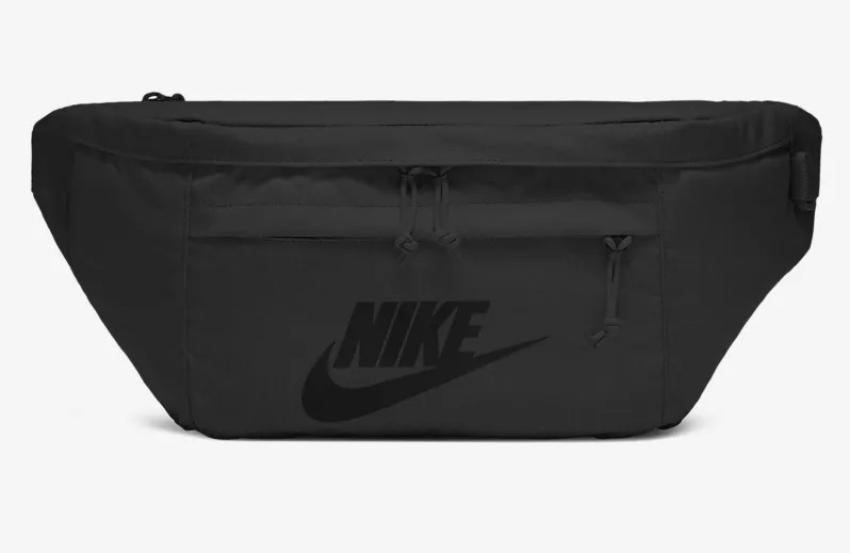 nike поясная сумка
