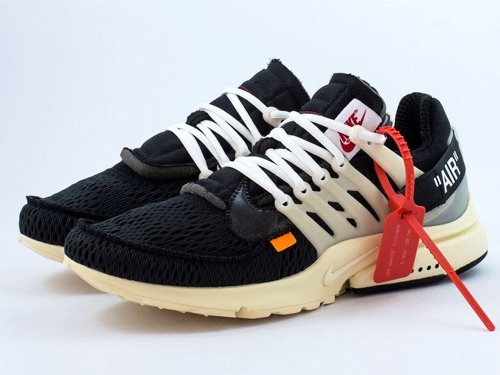 Nike Off-White Air Presto