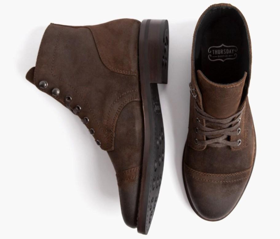 Captain ботинки
