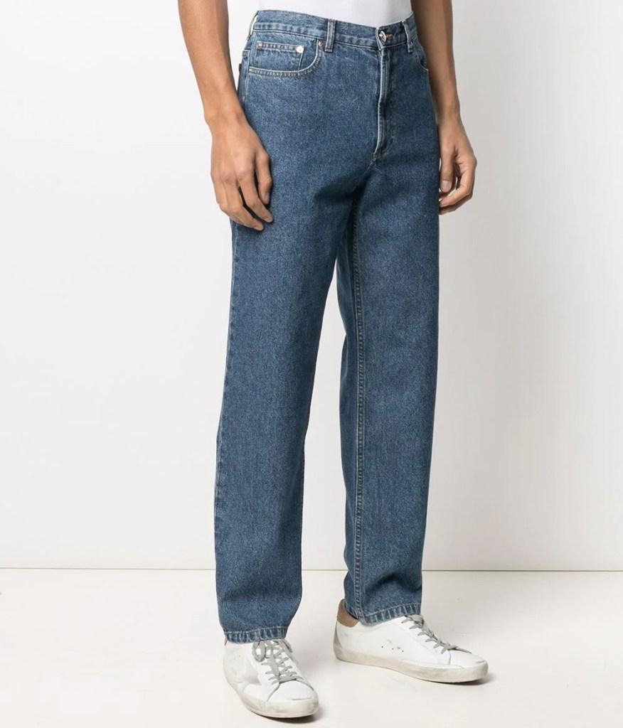 A.P.C джинсы