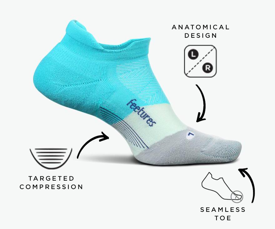 Feetures носки