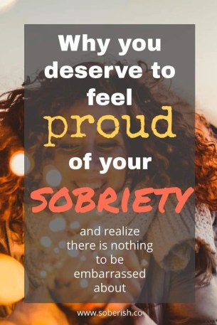 owning sobriety